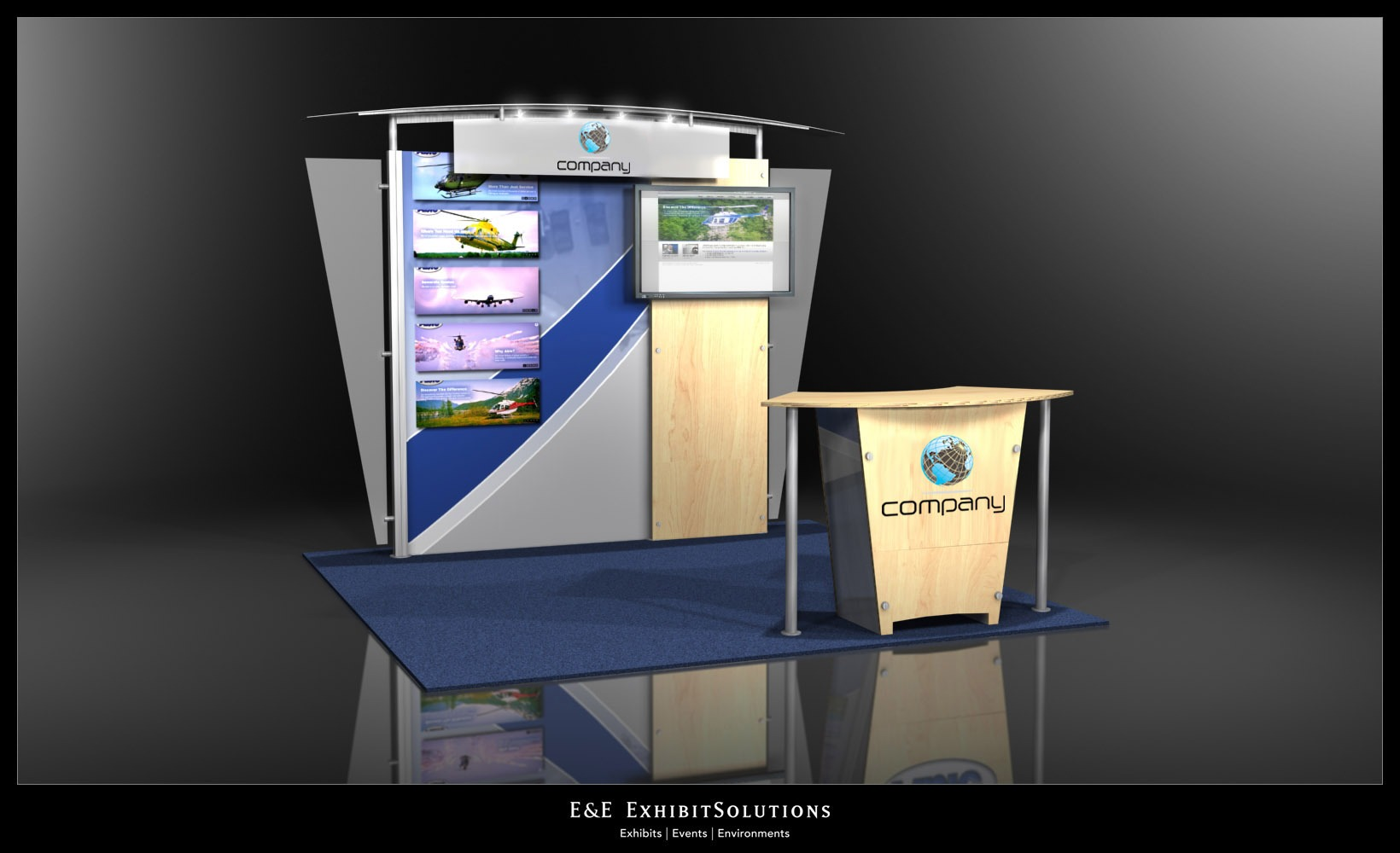 Tradeshow Display EX117