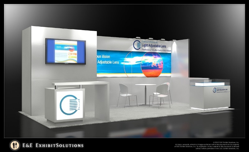 Tradeshow Display AL127
