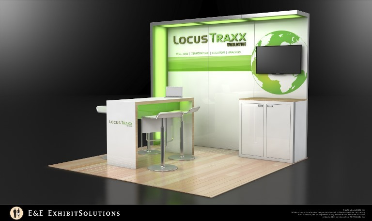 Tradeshow Display AL111