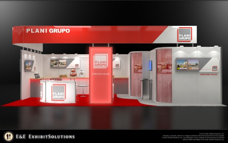 Tradeshow Display AL2039