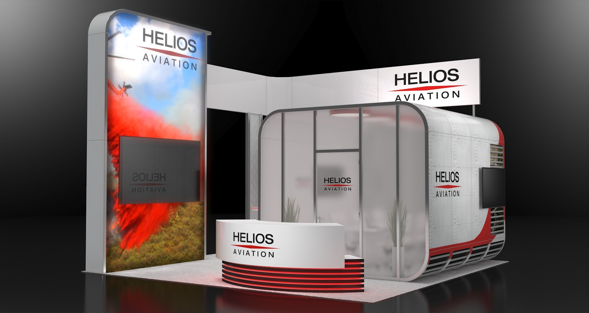 Tradeshow Display AL2226