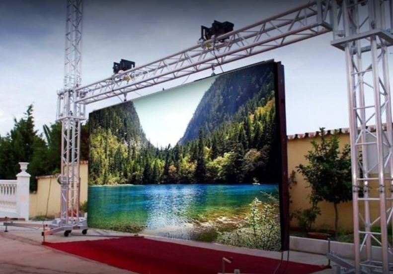 Rent LED Display Walls in San Francisco